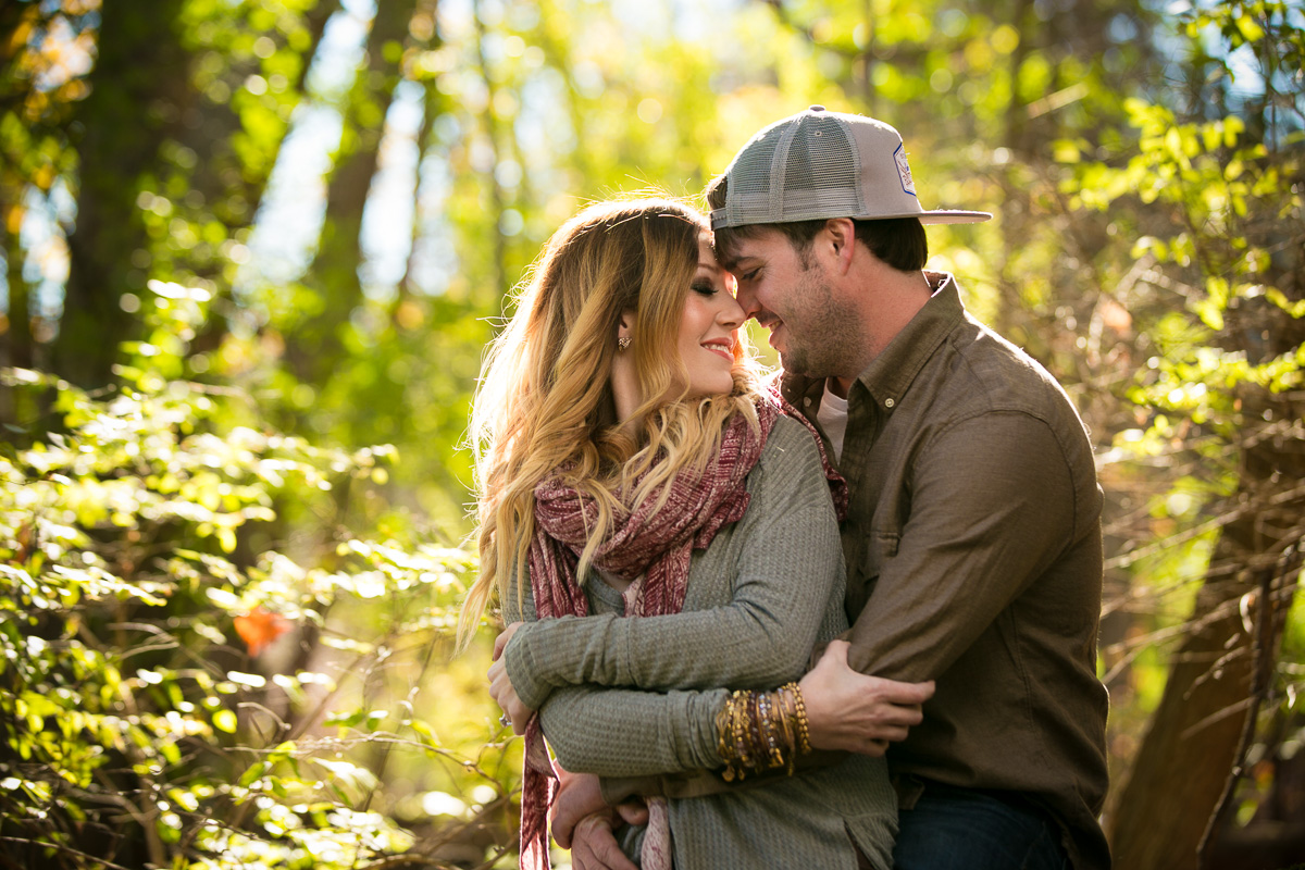Claire & Bert's Fall Engagement