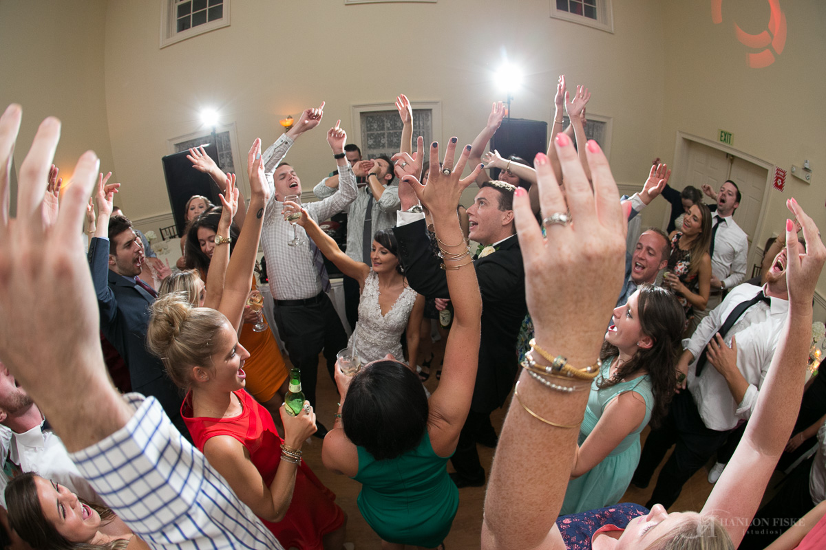Joe & Courtney's Esperanza Mansion Wedding